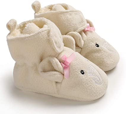 Amazon.com : Baby Winter Snow Boots Warm Shoes Animal Shoes .