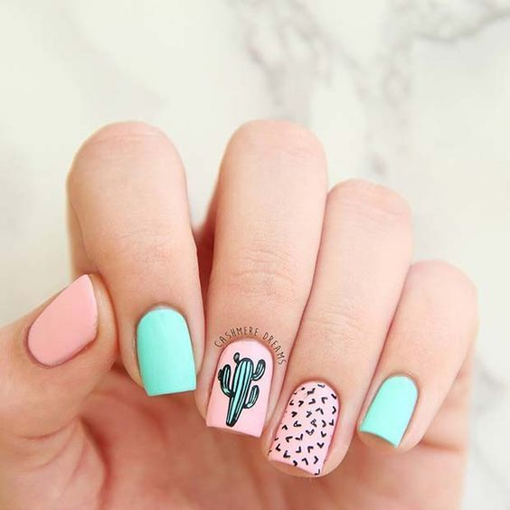 Are you looking for summer nails colors designs that are excellent .