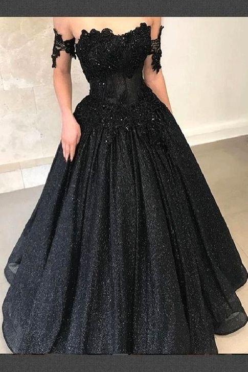 Wonderful Black Wedding Dress Ideas You Need To See 29 | Black .