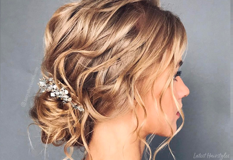 34 Cutest Prom Updos for 2020 - Easy Updo Hairstyl