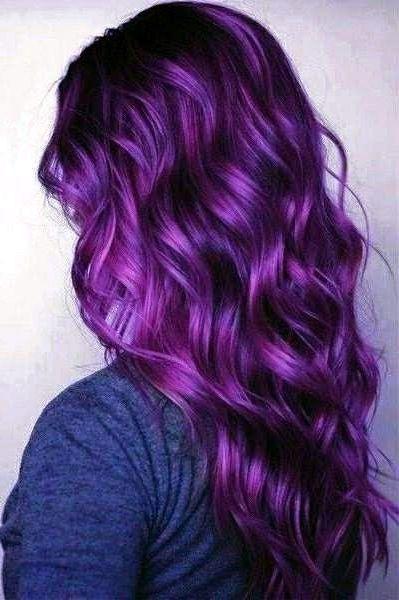 Pin on Purple Hair Col