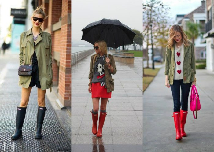 Rainy Day Outfit Ideas 2020 - FashionMakesTrends.c