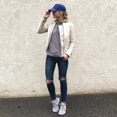Women's fashion]Cute Outfits for rainy days | Outfits with hats .