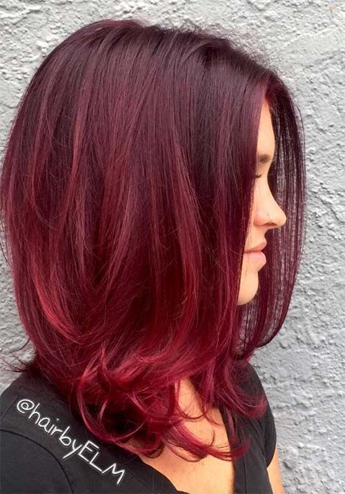 100 Badass Red Hair Colors: Auburn, Cherry, Copper, and Burgundy .