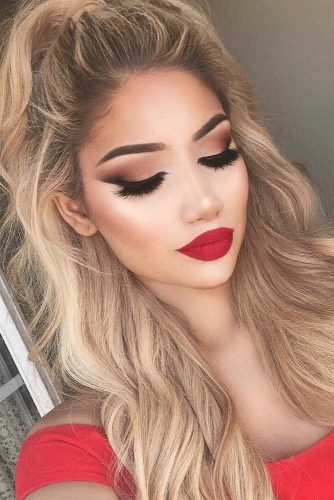 amazing-red-lipstick-looks-picture-1 - Hairs.Lond