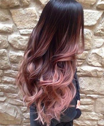 19 Rose Gold Hair Color Looks That Absolutely SLAY | Hair color .