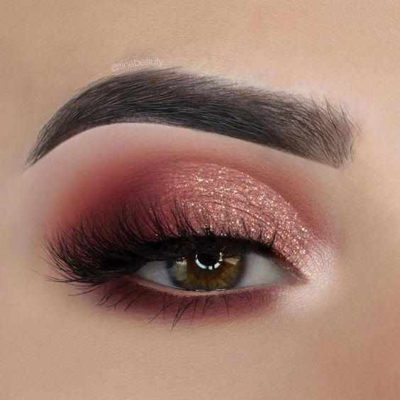 41 Top Rose Gold Makeup Ideas To Look Like a Goddess - Page 32 of .