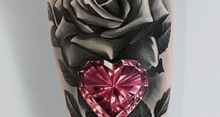 35 Gorgeous Rose Tattoo Ideas for Women - The Trend Spott