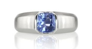 A Blue Sapphire Ring for Vedic Astrology Purposes | Jewelry Design .
