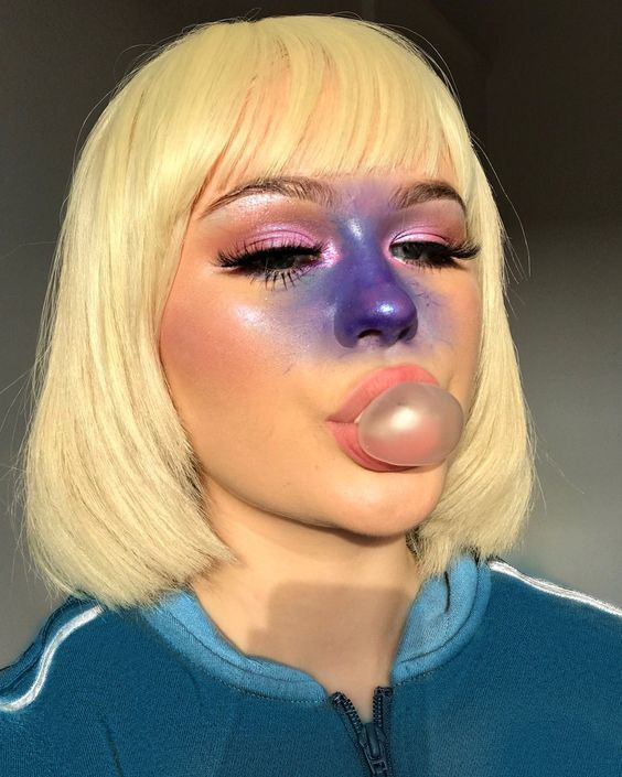 20 Spooky Halloween Makeup Ideas Easy DIY For Scary Simple .