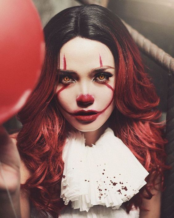 100+ Halloween Makeup Ideas which are Scary, Spooky & devilious .