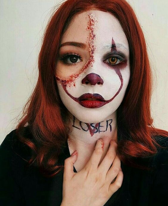 10 Halloween Makeup Ideas Pretty Scary | Halloween makeup pretty .