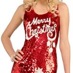 Sequin Dresses for Christmas