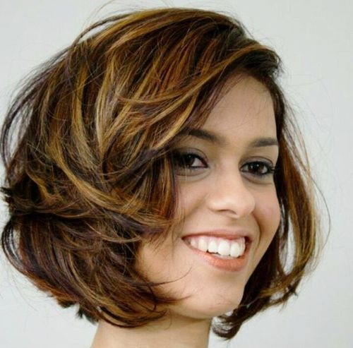 20 Edgy Ways to Jazz Up Your Short Hair with Highligh