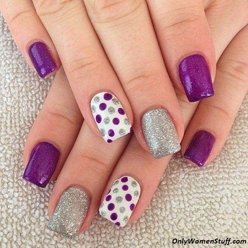 15 Easy and Simple Nail Art Designs for Beginners To Do At Home .