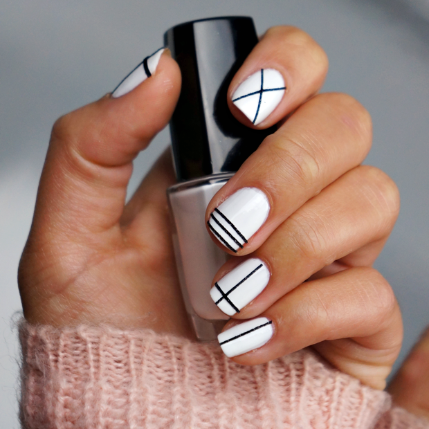 50 Cute, Cool, Simple and Easy Nail Art Design Ideas To Make you .