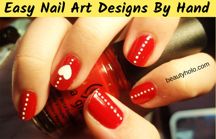 81 Easy Nail Art Designs For Fall At Ho