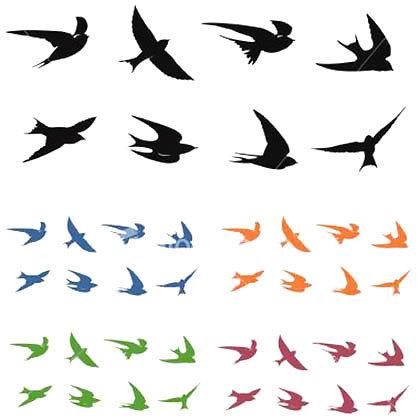 Small Birds Tattoo Desi