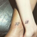 Small Brother Sister Tattoos