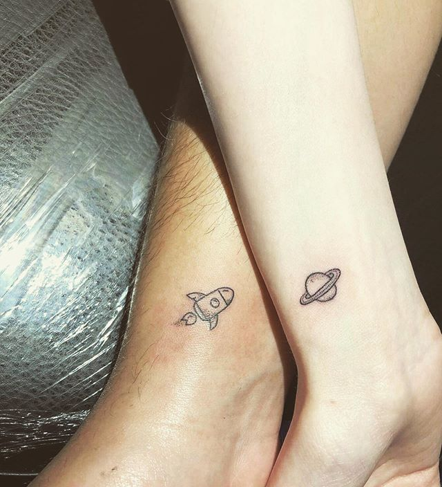 50 Adorably Small Brother Sister Tattoos to Fall in Love Wi