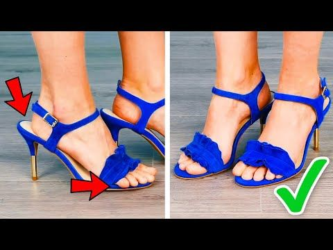 22) 35 EASY WAYS TO IMPROVE YOUR SHOES    SMART GIRLY HACKS .