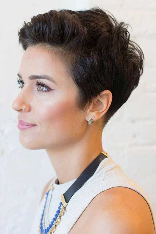 Short Pixie Haircuts for Stylish Women | Short Hairstyles .