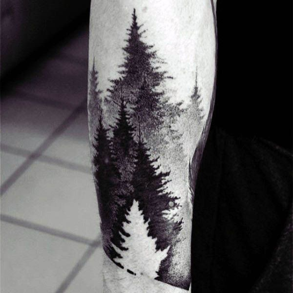 Top 33 Negative Space Tattoo Ideas [2020 Inspiration Guide .