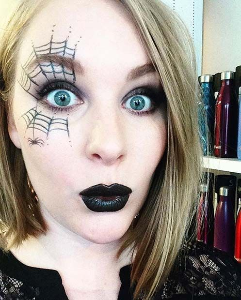 23 Easy, Last-Minute Halloween Makeup Looks | Page 2 of 2 .