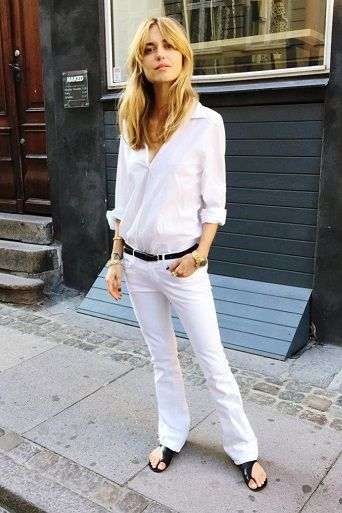 70+ Spotless White Jeans Outfit Ideas and Styling Tips | White .