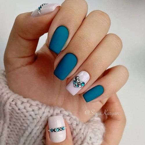 Best Spring Nails - 31 Best Spring Nails for 2018 - Fav Nail Art .
