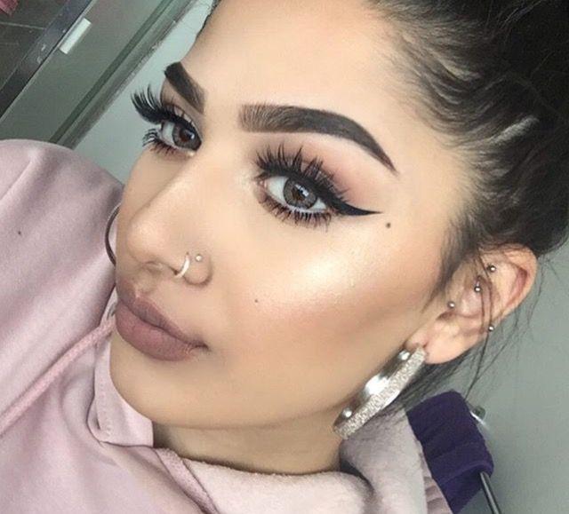FOLGEN SIE ME✨EVAX_XO✨FÜR MEHR PINS - Make-up - #folgen #Makeup .