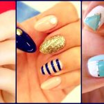 Stripe Nail Art Ideas