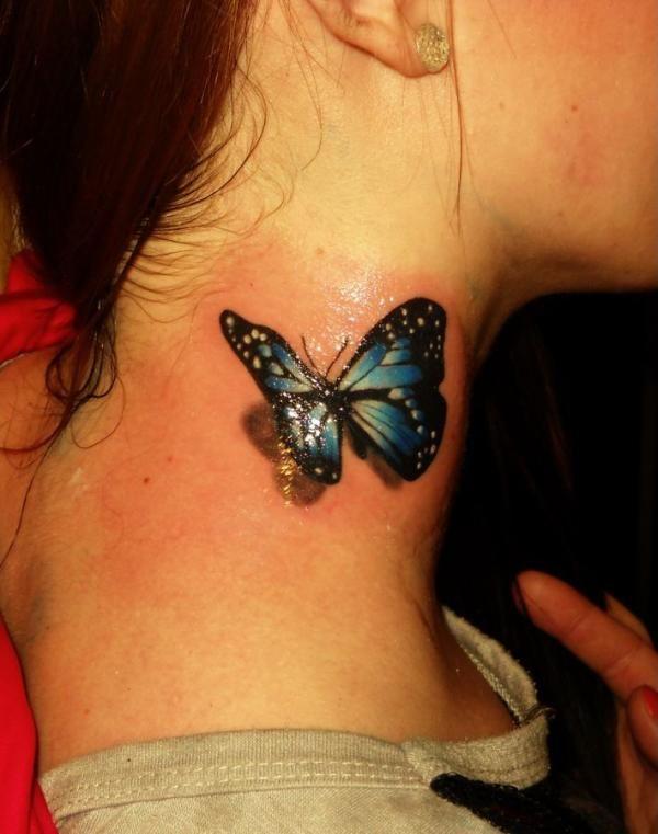 Amazing Butterfly Tattoo - Best Butterfly Tattoos - Best Tattoos .