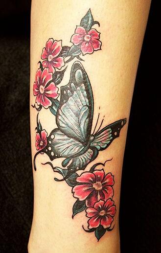 Stunning Butterfly Tattoo Designs » Tattoo Ide