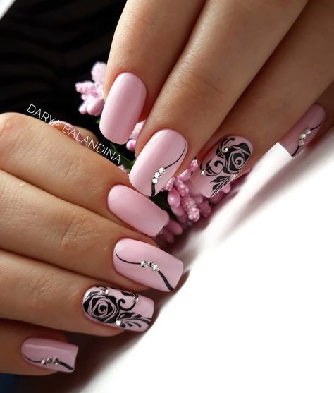 We are here with flower nail art design only for you. So, to get .