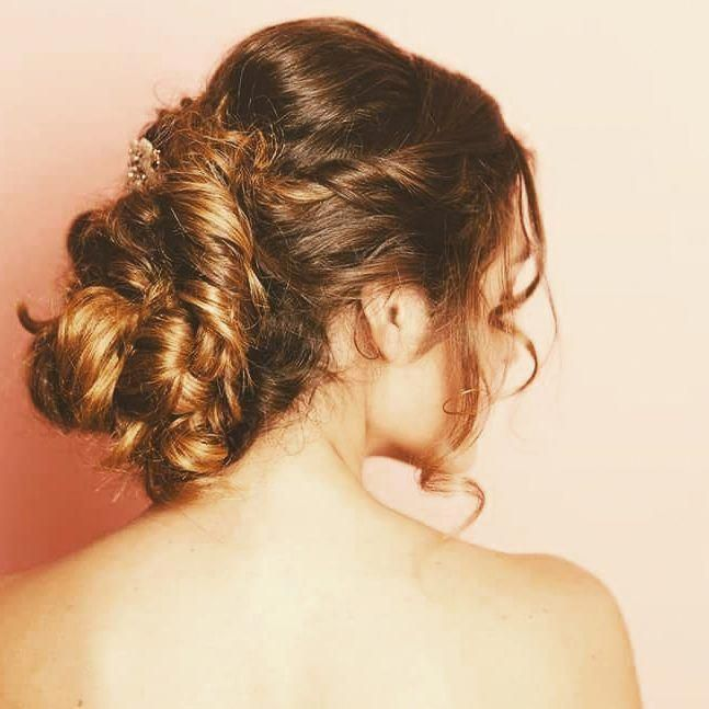 edgy updo hairstyles Avant Garde #longhairstylesforwomen (With .