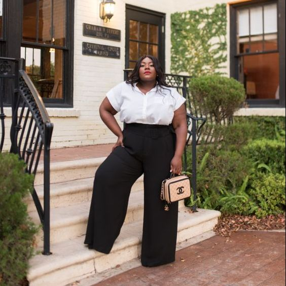 30 Plus-Size Outfit Ideas for Fall - Plus-Size Style Inspirati