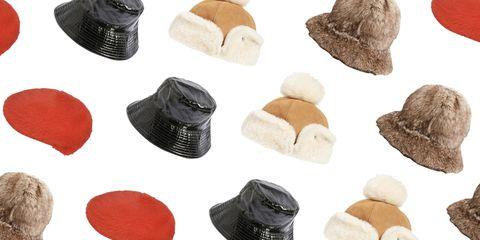 Cute Winter Hats - 15 Stylish Fall Hats That Aren't Beani