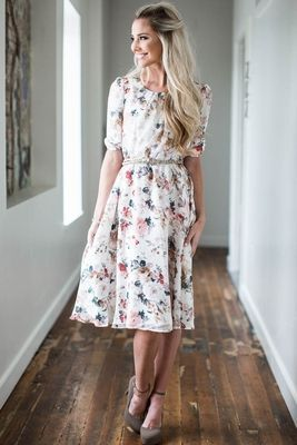 15 stylish church Easter outfits for women to get ideas from .