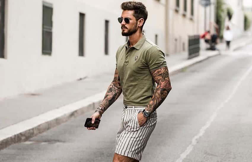 Mens Summer Fashion 2 Impressive Outfits- FloridaIndepende