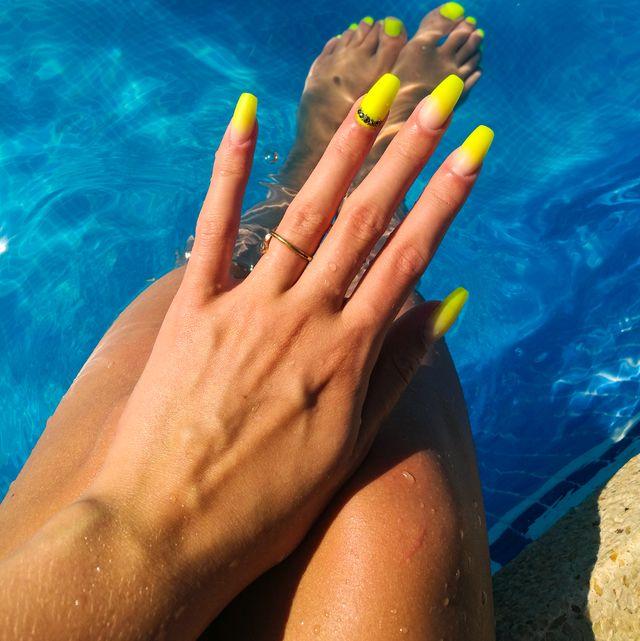25 Summer Nail Art for 2020 - Best Nail Polish Designs for Summ
