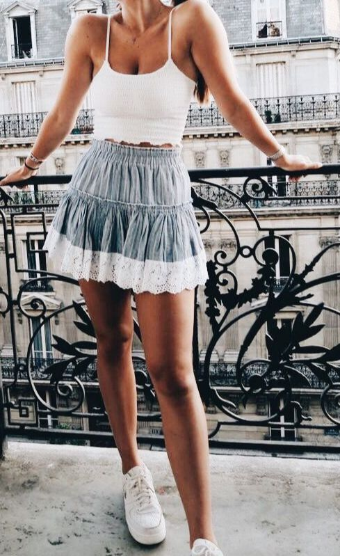 Pin by Julia Leite on Outfit ideas in 2020 | Casual summer outfits .