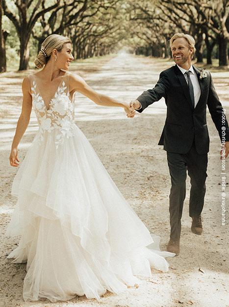 Summer Wedding Dresses - BHL