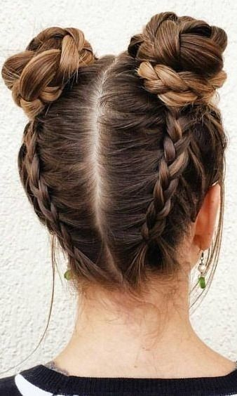 Pin on Hair do