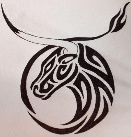 Best Taurus Tattoos - Our Top 10 | Taurus tattoos, Bull tattoos .