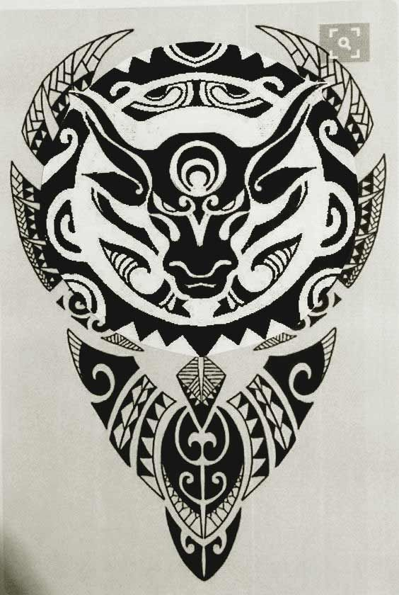 Top 45 Taurus Tattoos Designs And Ideas For Men And Women | Taurus .