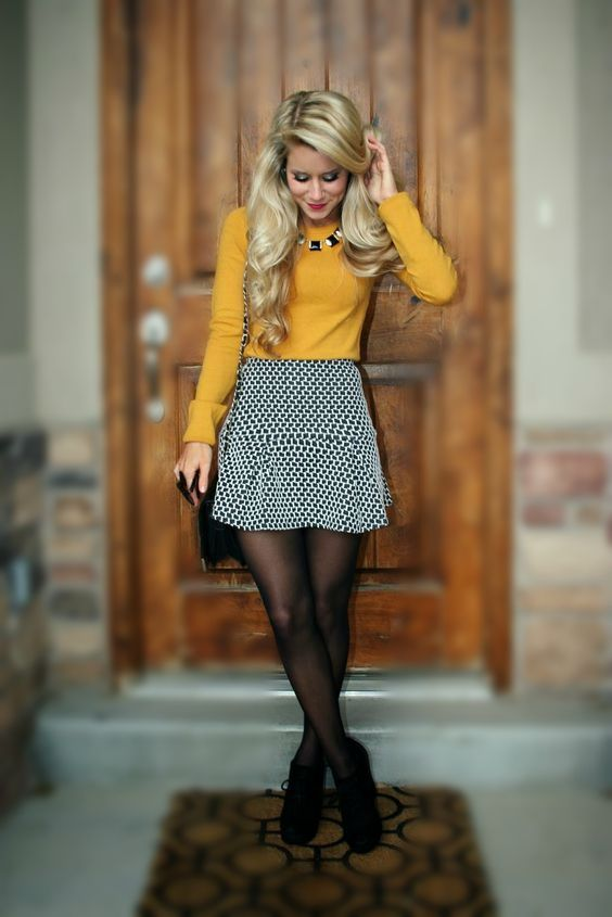 16 Outstanding Thanksgiving 2019 Outfit Ideas - Chicraze | Work .