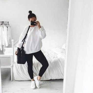 40 Winter Outfit Ideas Trending Right Now | Workout outfits winter .