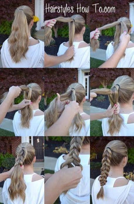 72 Trendy DIY Hairdo Braid Tutorials to Hog the Limelight | Hair .