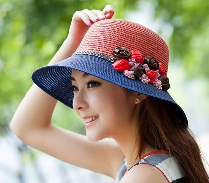63 Absolutely Trendy Ladies Summer Hats to Let You Enjoy the .